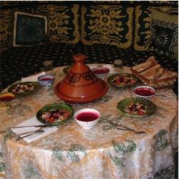 cours de cuisine dans une famille berbère, maroc | aliore - Cours De Cuisine En Famille