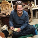 Wood craft Workshop at Bhaktapur, in Nepal<br> | Aliore